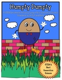 STEM: Building Walls for Humpty Dumpty CCSS/NGSS