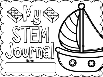 STEM Building for Little Learners ~ Boats