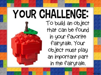STEM Building for Little Learners ~ Fairytales