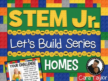 STEM Building for Little Learners ~ Shelters