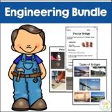 Engineering STEM Bundle 27 Activities