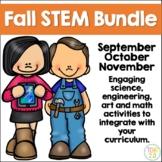 Fall STEM Bundle 32 Seasonal Challenges