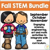 Fall STEM Bundle 32 Seasonal Challenges