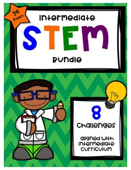 Intermediate STEM Challenge Bundle