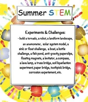 STEM Bundle - STEM Challenges & Guide