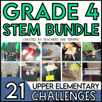 STEM Bundle for 4th Grade