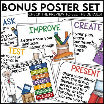 STEM Challenge Bundle for 5th Grade