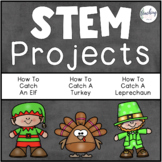 """How to Catch"" STEM Bundle for Adam Wallace's Series"