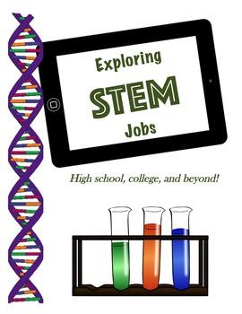 STEM CAREER, JOB, AND COLLEGE MAJOR IDEAS