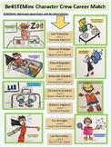 STEM CAREER Matching Activity