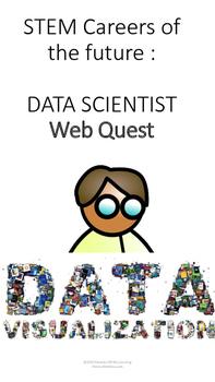 STEM CAREERS OF THE FUTURE WEB QUEST : DATA SCIENTIST