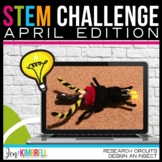 STEM CHALLENGE CIRCUIT BUGS APRIL EDITION