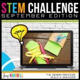STEM Challenge Design a Sneaker Distance Learning