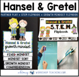 STEM CHALLENGE Hansel and Gretel (with Growth Mindset Partner Play)