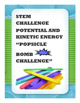 STEM CHALLENGE POPSICLE BOMBS