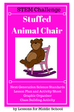 STEM CHALLENGE- Stuffed Animal Chair