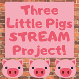 STEM CHALLENGE: The Three Little Pigs House Construction