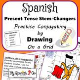 STEM-CHANGERS PRESENT TENSE: Draw the Correct Conjugation