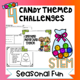STEM Candy Stations