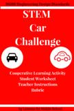 STEM Car Challenge - Middle School Engineering Design