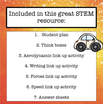 STEM Car Project