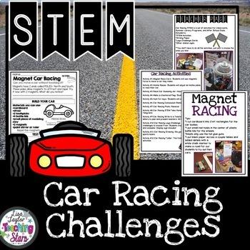 STEM Car Racing Activities