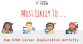 STEM Career Exploration Activity: Fun with Superlatives! (