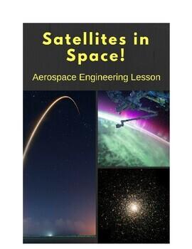 Aerospace Engineer: satellites in space!