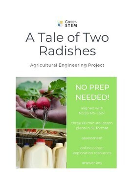 Agricultural Engineer Lesson Plan Bundle - engineer your own garden!