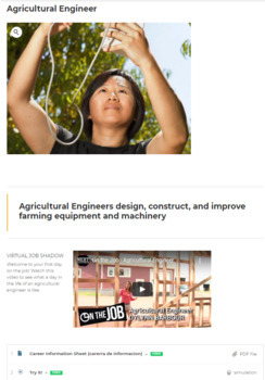 Agricultural Engineer Lesson & Project - engineer your own garden!