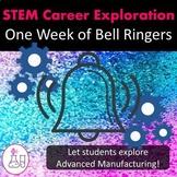STEM Career Exploration Bell Ringers Freebie