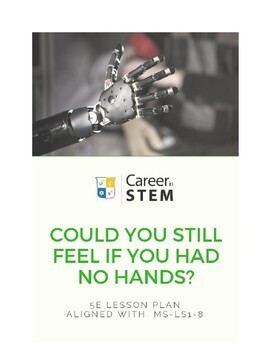Biomedical Engineer Lesson Plan: can you 'touch' with no hands?