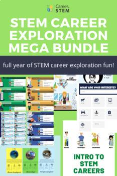 STEM Career Exploration Mega Bundle
