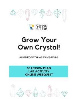 STEM Career Exploration: Crystallographer (Teacher Sheet)