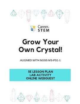 Grow your own crystals, be a crystallographer!