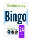 Engineering Bingo - fun STEM activity! (career exploration game)