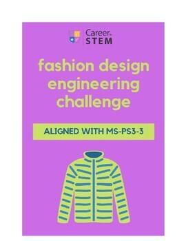 STEM Career Exploration: Fashion Designer (Teacher Sheet)