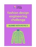 Fashion Design Engineering Challenge and heat transfer lab