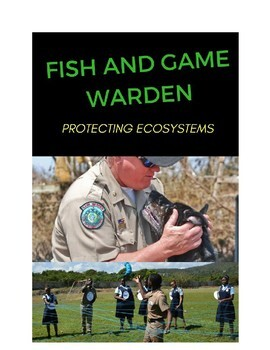 STEM Career Exploration: Fish and Game Warden (Teacher Sheet)
