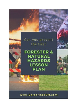 Forester Lesson Plan (natural hazards + STEM career exploration)