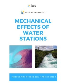 STEM Career Exploration: Hydrologist (Teacher Sheet)