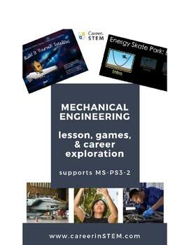 STEM Career Exploration: Mechanical Engineer (Teacher Sheet)