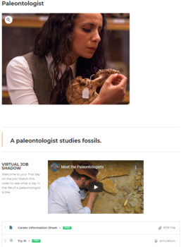 Paleontologist Lesson Plan: fossils, Pangaea, and more!