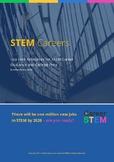 STEM Career Info Ebook: Top Free STEM Career Guidance & Co