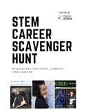 STEM Career Scavenger Hunt