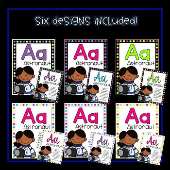 STEM Careers Alphabet Posters: Design Your Own Theme!