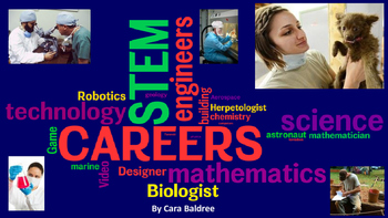 STEM Careers Presentation