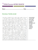 STEM Careers WORD SEARCH