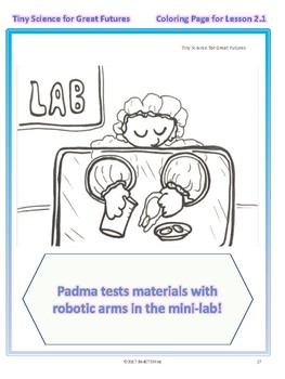 STEM: Careers in Materials Unit 2 Tiny Science