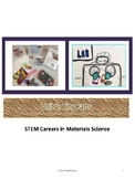 """STEM Careers: """"Tools for Futures in Materials Science"""" Cur"""